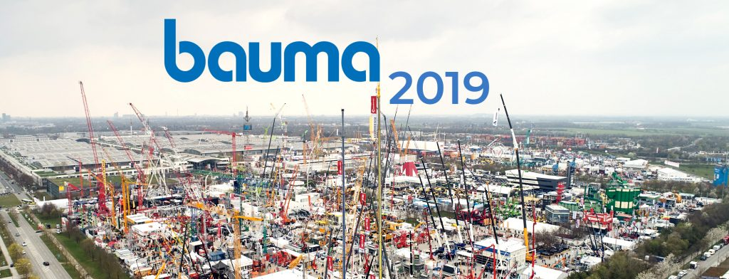 Bauma 2019 - Global Tunnelling Experts